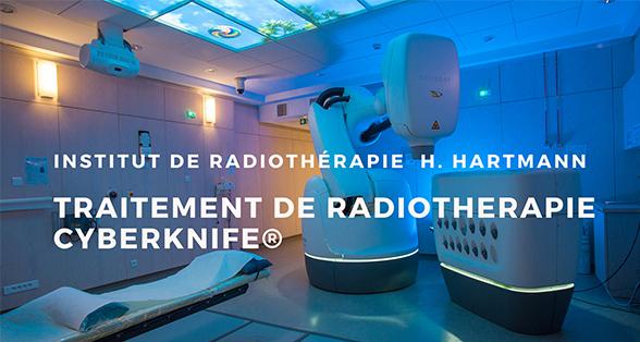 CyberKnife radiothérapie